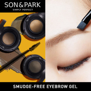 SON PARK Smudge Free Waterproof Eyebrow Bonding Gel