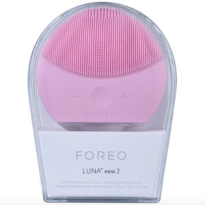 FOREO LUNA Mini 2 Facial Cleansing Pearl Pink Brush