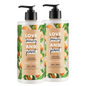 LOVE BEAUTY N PLANET Shea Butter Plus Sandalwood