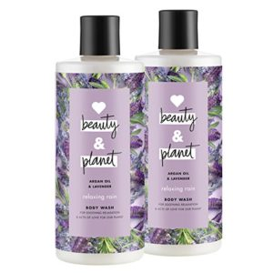 LOVE BEAUTY N PLANET Argan Oil Plus Lavender Body Wash