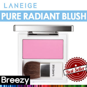 LANEIGE Natural Finish Pure Radiant Blush Products 4 g