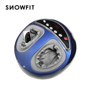 SNOWFIT Premium Foot Massager Plus Reflexology