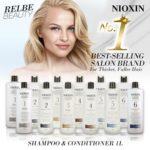 NIOXIN Cleanser Shampoo Plus Scalp Revitaliser Conditioner