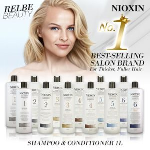 NIOXIN Cleanser Shampoo Plus Scalp Revitaliser Conditioner