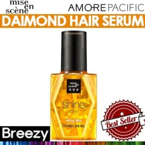 MISE EN SCENE Shine Care Amore Pacific Diamond Hair Serum