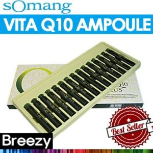SOMANG Vita Q10 Plus Professional Hair Clinic Ampoules