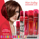 VIDAL SASSOON Pro Series Hair Styling Products