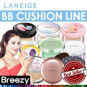 LANEIGE Various BB Cushion Year 2018 Line Products