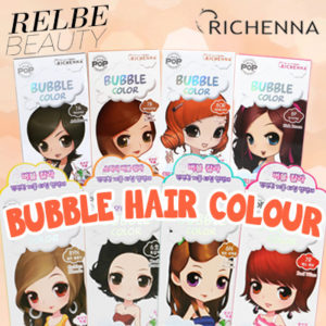 RICHENNA No Ammonia No PPD Bubble Hair Colour