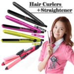 Various South Korean Hair Curlers Hair Straighteners