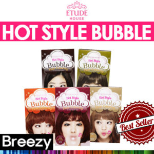 ETUDE HOUSE Hot Style Bubble Haircare Coloring