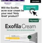 HONESI Exofila Sensitive Tired Skin Barrier Cream 50 ml