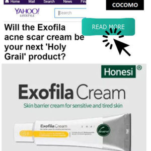 HONESI Exofila Sensitive Tired Skin Barrier Cream 50 ml