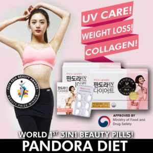 PANDORA Weight Loss Care N Skincare Products