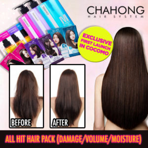 CHA HONG Miscellaneous Haircare Shampoo Products