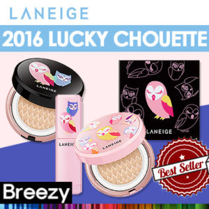 LANEIGE Various 2016 Lucky Chouette Makeup Products