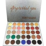 BEAUTY GLAZED Facial Makeup Eyeshadow Palette 35 Colors
