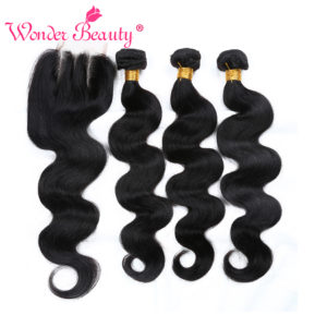 WONDER BEAUTY Malaysia Non-Remy Human Hair Bundles
