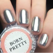 BORN PRETTY Bling Mirror Nail Glitter Powder