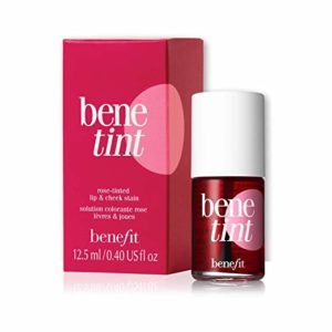 BENEFIT COSMETICS Benetint Rose Tinted Cheek Plus Lip Stain