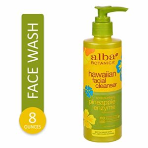 ALBA BOTANICA Pore Purifying Hawaiian Facial Cleanser
