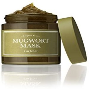Korean Beauty Product Mugwort Mask 110g
