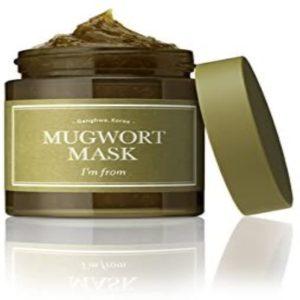 Korean Beauty Product Mugwort Mask 110g