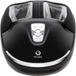 OGAWA Black Gray Soothing Foot Massager