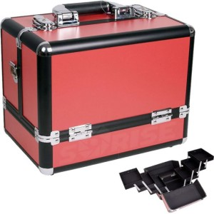 Travel Makeup Artist Train Case