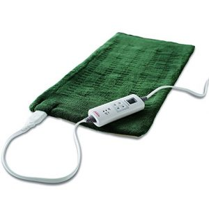 Sunbeam Xpress Heat Green Heating Pad 002013-912-000