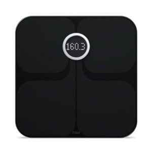 Fitbit Aria Wi Fi Smart Scale Black