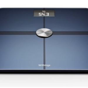 Withings Ultra Precise Smart Body Analyzer Black