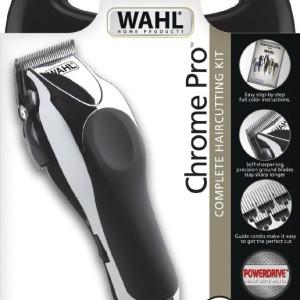 Wahl Chrome Pro Haircut Kit