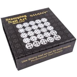 SHANY Manicure Image Plates Set