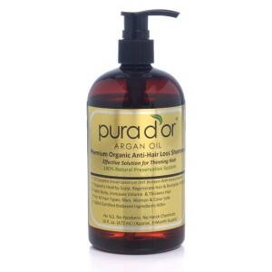Pura d or Organic Shampoo Gold Label