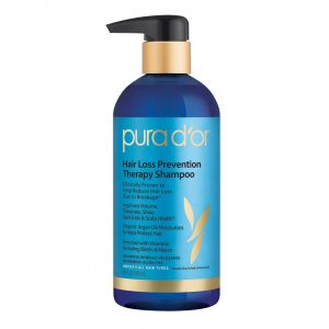 PURA dOR Hair Loss Prevention Therapy Shampoo