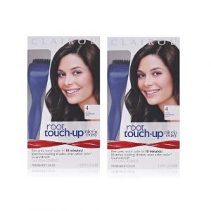 CLAIROL Root TouchUp 004 Dark Brown 2-Pack