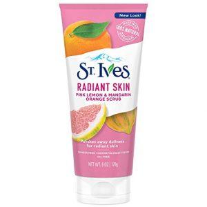 ST IVES Radiant Skin Facial Scrub
