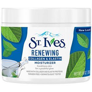 ST IVES Renewing Collagen Plus Elastin Facial Moisturizer
