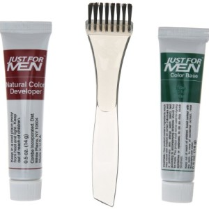 Just For Men Mustache Beard Color Gel