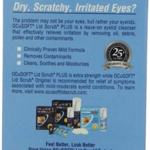 OCuSOFT Lid Scrub Plus Pads