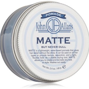 John Allans Pomade Matte