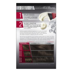Vidal Sassoon Medium Neutral Brown