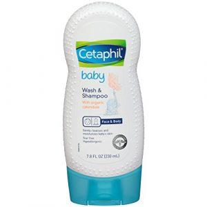 Cetaphil Paraben Free Baby Wash Plus Shampoo
