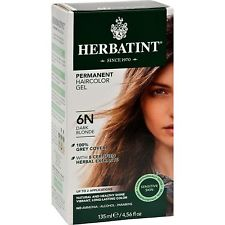 Herbatint Permanent Herbal Haircolour Gel Dark Blonde