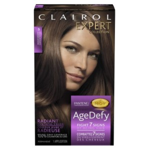 Clairol Age Defy 5 Medium Brown