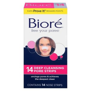 Biore Deep Cleansing Pore Strips 14