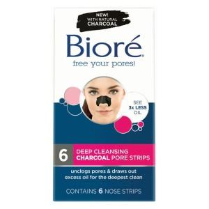 Biore Deep Cleansing Pore Strips 6