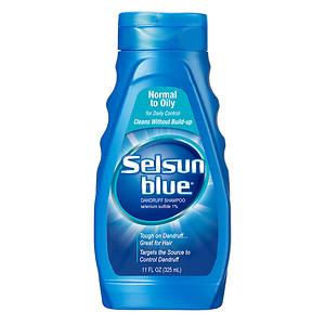 SELSUN Blue Dandruff Shampoo Plus Selenium Sulfide
