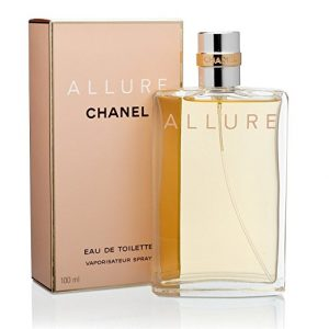 CHANEL Allure Eau De Toilette Ladies Spray 100 ml